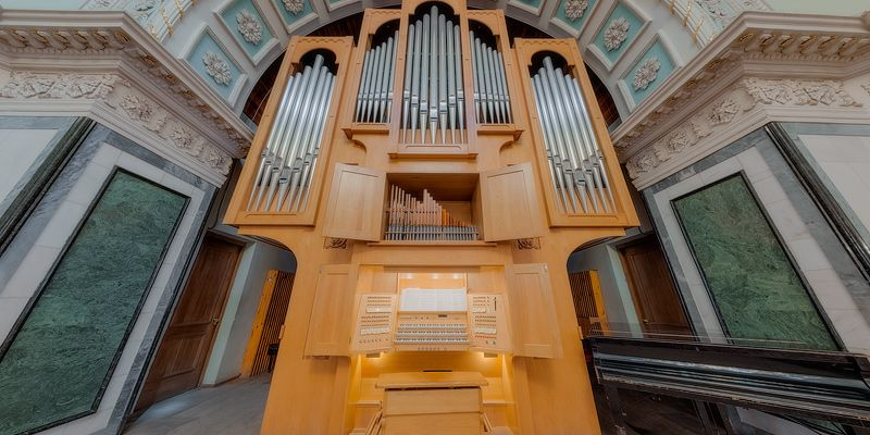 Chelyabinsk hall of chamber and organ music